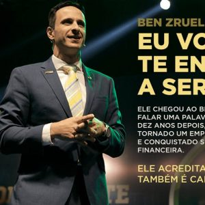 eu vou te ensinar a ser rico Ben Zruel
